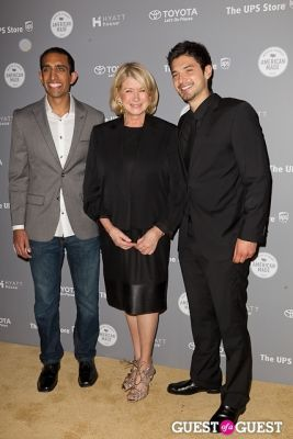 nikhil arora in Martha Stewart and Andy Cohen and the Second Annual American Made Awards