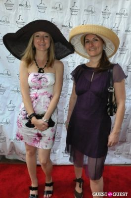 barbara marcoz in MAD46 Kentucky Derby Party