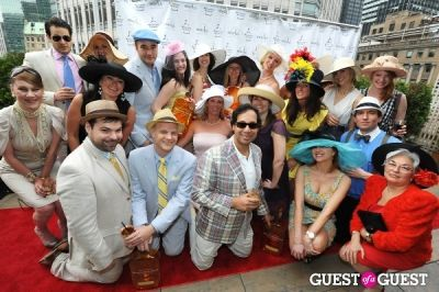 jessica randall in MAD46 Kentucky Derby Party