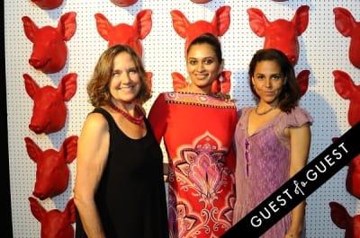 nikita sarkar in 2014 Chashama Gala