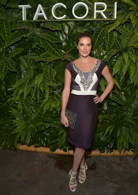 "nikki moore in Exclusive Club Tacori ""Riviera At The Roosevelt"" Event"