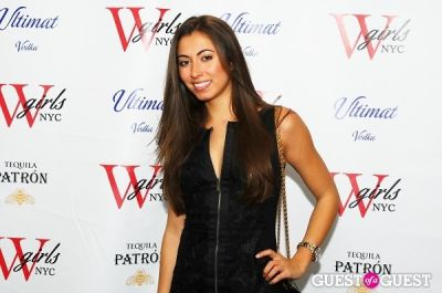 nikki noce in The WGirlsNYC 3rd Annual Ties & Tiaras Event