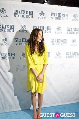 nikki reed in 2011 Wired Store Opening Night Launch Party