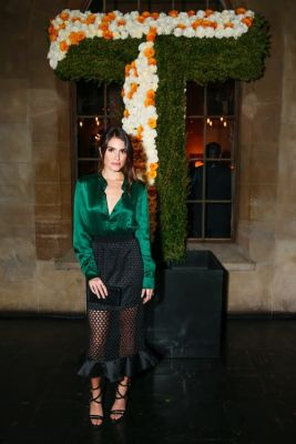 nikki reed in T Magazine Celebrates The Inaugural Issue of The Greats in L.A.