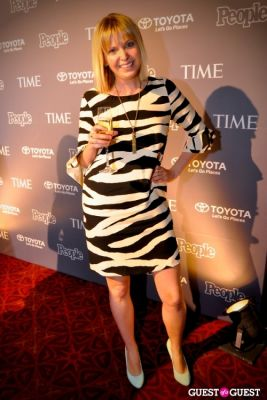 nikki schwab in People/TIME WHCD Party
