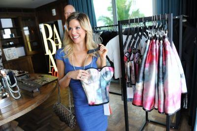 nikki simkins in ShopBAZAAR VIP Brunch at Soho Beach House