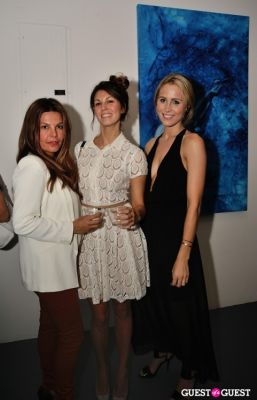 jessica thornhill in Conor Mccreedy - African Ocean exhibition opening