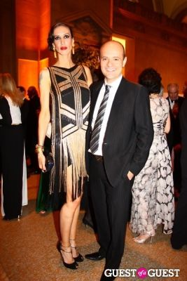 nilufer bracco in The Society of MSKCC and Gucci's 5th Annual Spring Ball