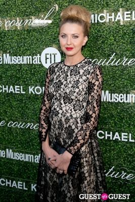 nina arianda in Michael Kors 2013 Couture Council Awards