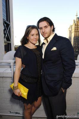 nina cebenko in DEPESHA Magazine Designer Fashion Show with Amanda Lepore