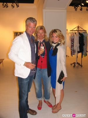 britta lofgren in Tommy Hilfiger Summer Kick-Off