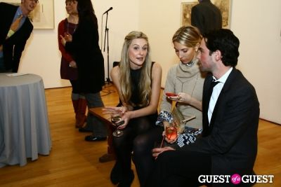 anastasia rogers in New York Foundation for the Arts benefit