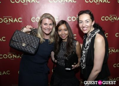 isabelle bricout in Brasserie Cognac East Opening