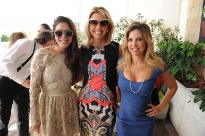 tina carlo in ShopBAZAAR VIP Brunch at Soho Beach House