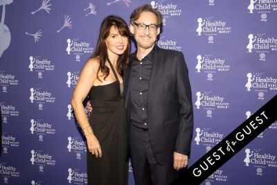harvey karp in Healthy Child Healthy World 23rd Annual Gala Red Carpet