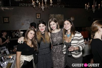 alexandra weiss in Project Sunshine's 4th Annual Young Leadership Holiday Party
