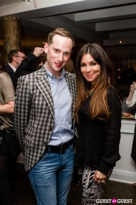 noah levy in Magnifico Giornata's Infused Essence Collection Launch