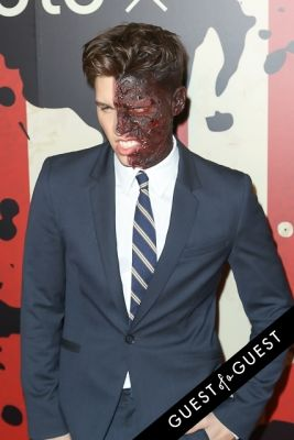 nolan gerard-funk in Heidi Klum's 15th Annual Halloween Party