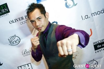 nonito donaire in Legion of Hope Fashion and Awards Gala