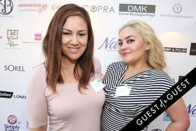 nora salazar in Beautypress Event