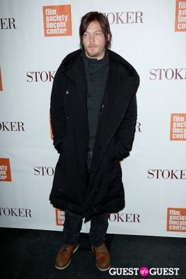 norman reedus in New York Special Screening of STOKER