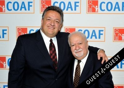 noubar afeyan in COAF 12th Annual Holiday Gala