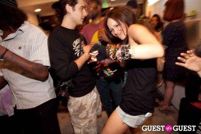nova rockafeller in SUPRA Santa Monica Grand Opening Event