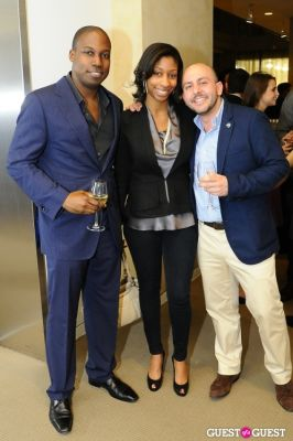 arianne etuk in IvyConnect NYC Presents Sotheby's Gallery Reception