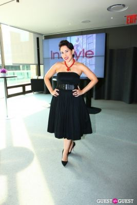 nydia charles in I-ELLA.com Cocktail Party at the InStyle Lounge at Lincoln Center During Mercedes-Benz Fashion Week