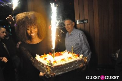 nyeelah lewis in Sally Shan's 2010 Birthday Bash Sponsored By Svedka Vodka