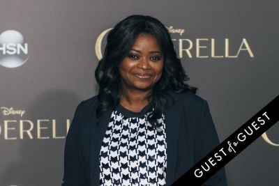 octavia spencer in Premiere of Disney's