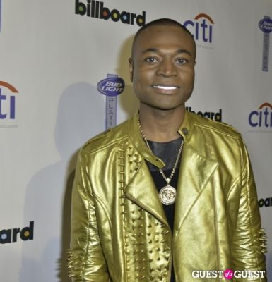 odain watson in Citi And Bud Light Platinum Present The Second Annual Billboard After Party