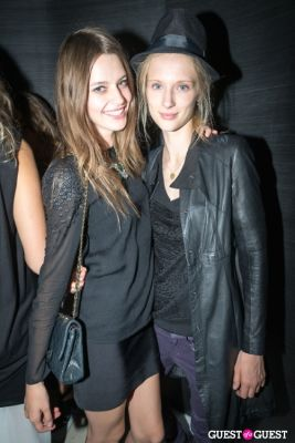 oksana gedroit in Prabal Gurung's Runway Show After Party