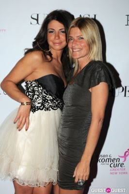 lizzie grubman in SuperTrash for Susan G. Koment - Fashion Fighting for the Cure hosted by Roxy Olin
