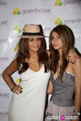 olcay gulsen-rimah-fakih in Greenhouse Fashion Show and Party