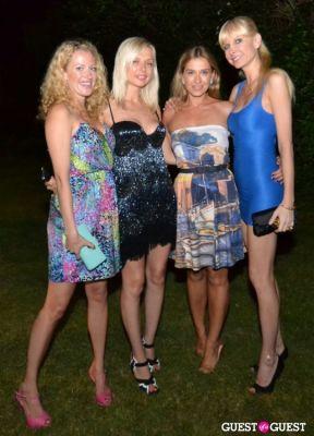 olga knyazeva in Lana Smith Hosts Bday Party for Polina Proshkina