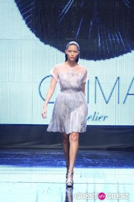 olima atelier in Beverly Hills Fashion Festival