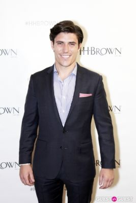 oliver english in H.H. Brown Shoe Company's 130th Anniversary Party