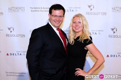 kelsey overby in Resolve 2013 - The Resolution Project's Annual Gala