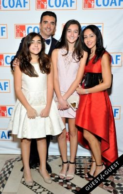 colette arslanian in COAF 12th Annual Holiday Gala