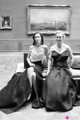olivia chantecaille in The Frick Collection 2013 Young Fellows Ball