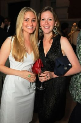 olivia mcnee in The MET's Young Members Party 2010
