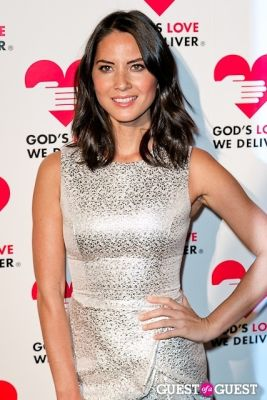 olivia munn in God's Love Golden Heart Achievement Awards