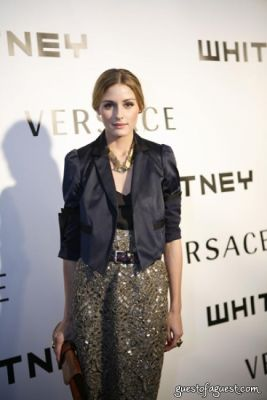 olivia palermo in The Whitney Gala