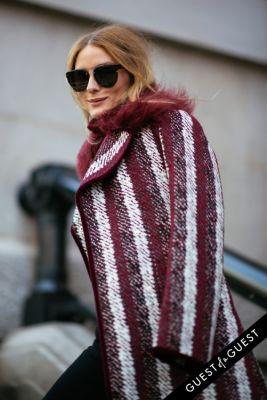 olivia palermo in NYFW Street Style Day 5