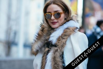 olivia palermo in Paris Fashion Week Pt 2