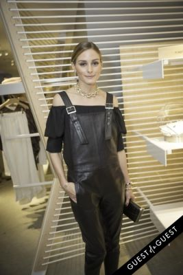 olivia palermo in The Opening of Seaport Studios