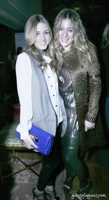 olivia palermo in Lia Sophia Fashion Show at the Plaza