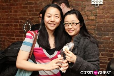 carol park in Kopi NYC Restaurant Grand Opening in West Village