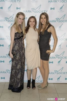 olivia rogan in The Hark Society's 2nd Annual Emerald Tie Gala